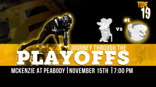 2nd round PEABODY PLAYOFFS