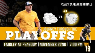 Class 2A Playoffs- Quarterfinals Fairly at Peabody